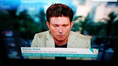 Kenny goss part 1 interview live on this morning