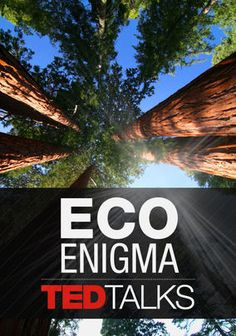TEDTalks: Eco Enigma (2011) If the natural order of things beguiles you, this collection of talks may reveal some of the answers you've been looking for. Topics include bacteria that communicate to each other, surprising new uses for silk, the Millennium Seed Bank and more.