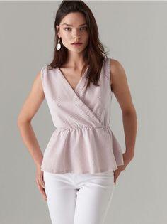Topuri Mohito de damă – eleganță și confort pentru zilele călduroase Dress Outfits, Dresses, Peplum, One Shoulder, Women, Fashion, Vestidos, Tricot, Moda