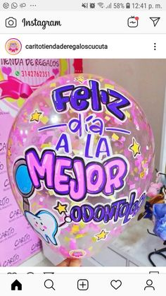 Notebook Art, Notes Design, Bff Gifts, School Notes, Balloon Decorations, Creative Cards, Diy And Crafts, Balloons, Lettering