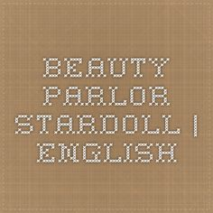 Beauty Parlor - Stardoll | English