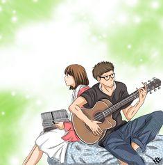 Based on webtoon zonamaya by tupaikidal Maya, Webtoon Comics, Fanart, Romance, Ship, Blue, Fictional Characters, Romantic Things, Fan Art