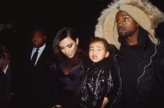#Kanye #kim kardashian #new york #leica mp #film #Fashion Week