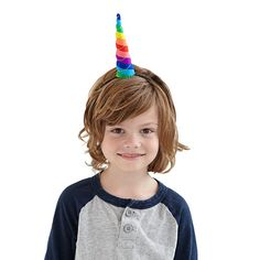 Look what I found at UncommonGoods: unicorn horns... for $20 #uncommongoods