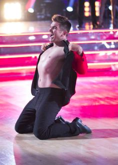 Alek Skarlatos Dancing With The Stars Freestyle Video Season 21 Finale – 11/23/15 #DWTS