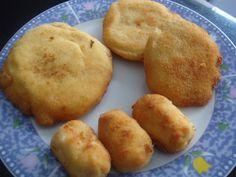 Las Recetas de Marichu.... y las mias: Croquetas de Jamón y Huevo