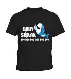 c4e34293ed20 Baby Shark Doo Doo TShirt  Shirts  Danceshirts Baby Shark Doo Doo