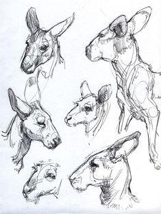 Joe Weatherly Fine Art (http://www.joeweatherly.com/drawings_url/drawings_09.html) || Find more artworks at https://www.facebook.com/CharacterDesignReferences http://www.pinterest.com/characterdesigh
