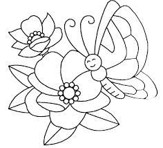 Risultati immagini per cerco  disegni per la primavera da colorare
