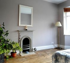 Dulux Heritage french grey