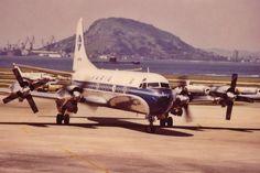 VARIG Lockheed Electra
