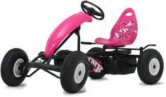 Berg Compact Pink BFR Pedal Go-Kart