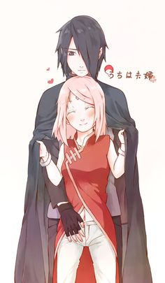 Tags: Fanart, NARUTO, Haruno Sakura, Uchiha Sasuke, Pixiv, Fanart From Pixiv, Pixiv Id 3547813