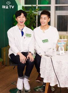 JBJ Kyun Sang, Produce 101 Season 2, Best Memories, It Cast, In This Moment, Seasons, Coat, Jackets, Fashion