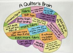 Quilters Brain from Cafe Press I think