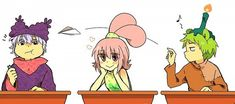 Tags: Anime, Pixiv Id 617145, Chowder, Chowder (Character), Panini