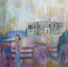 New Blood Art | Homestead by Sophie Baker | Buy Original Art Online | Artworks by Emerging Artists for Sale