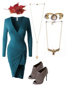 All you need for fall by sacredempire on Polyvore featuring Alexandre Birman