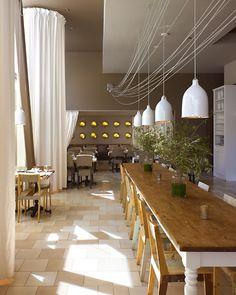 Restaurant Interior | Ella Dining Room & Bar