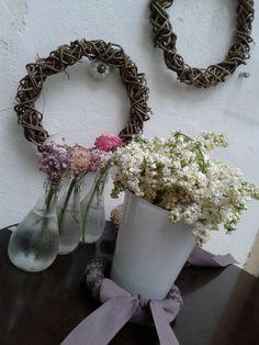 Genius Loci, Grapevine Wreath, Grape Vines, Rust, Floral Wreath, Wreaths, Home Decor, Floral Crown, Decoration Home