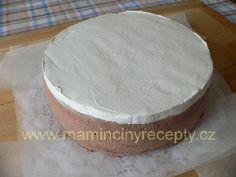 Šlehačkový dort – Maminčiny recepty Camembert Cheese, Food, Essen, Meals, Yemek, Eten
