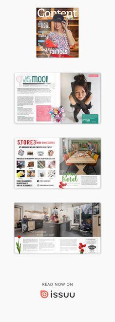 Content Magazine - Editie 29  Een editie om verliefd op te worden! In deze Valentijnsmaand krijg je met deze Content Magazine alvast een pakketje liefde door je brievenbus.