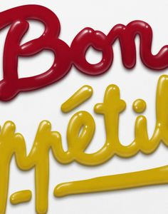 Typographic work by sebastien CUYPERS, via Behance Graphic Design Layouts, Layout Design, Typography Letters, Lettering, Kids Poster, Typographic Design, Typography Inspiration, Ketchup, Street Food