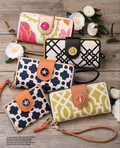 Spartina 449 - Carson Cottage Yacht Club Wallet, Seven Oaks Yacht Club Wallet…