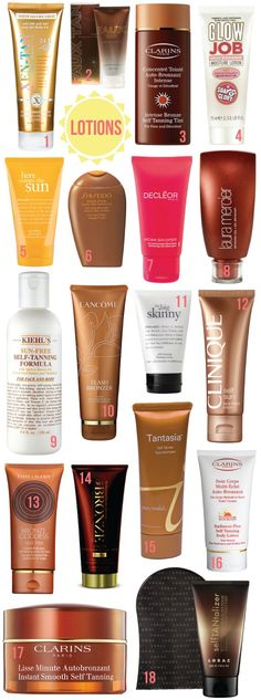 """How to apply self Tanner - the right way"" ♡ Follow! Www.peoniesandpolish.blogspot.com"