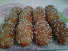 Cape Malay Koeksisters recipe by The Kitchen Girl - Cape Malay Koeksisters recipe by Zoya Pathan posted on 21 Jan 2017 . Recipe has a rating of by - South African Desserts, South African Recipes, Africa Recipes, Pastry Recipes, Cookie Recipes, Dessert Recipes, Oven Recipes, Donut Recipes, Brownie Recipes