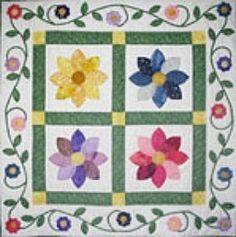 Mission lake designs Custom quilt Patterns by Carole Corder! These are fabulous!