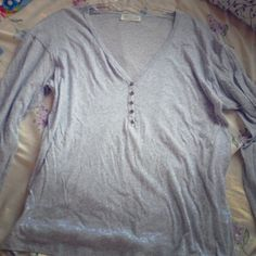 Zara Shirt with Studded Buttons Worn once- may have an extra button to include. Zara Tops Tees - Long Sleeve