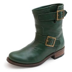 Botas Sendra 10445 Salvaje Verde #ShopBoots #Botasonline #botas #boots #Sendra