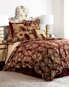 Her Majesty Bedding by SWEET DREAMS INC. at Horchow.