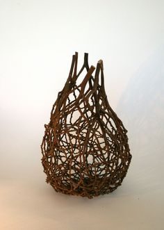 Harriet Goodall. Basketry Art #Basketry art #Basketry # Basket #weave #weaver #weaving #Basket Artist #Artist