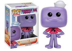 Pop! Animation: Hanna-Barbera Squiddly Diddly #66 Vinyl Figure