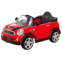 Kid Trax 6V Mini Cooper