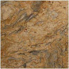 Giallo Matisse Brown granite countertop Brazil