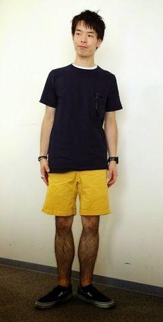 Y's Wardrobe: 20140804 #STYLE #FASHION #お洒落