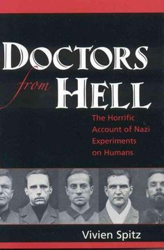 Provides a chilling account of the experiments and scientific research performed on human subjects, primarily concentration camp inmates, by Nazi physicians, based on previously unpublished photograph