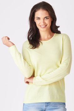 The Classic Crew is a versatile jumper that can be dressed up or down, it is a wardrobe essential that comes in a range of beautiful flattening colours. Made of high quality Supersoft Extra Fine Merino. Proudly made in New Zealand by Royal Merino. Classic Style, Knitwear, Jumper, Crew Neck, Dress Up, Tunic Tops, Range, Colours, Sweatshirts