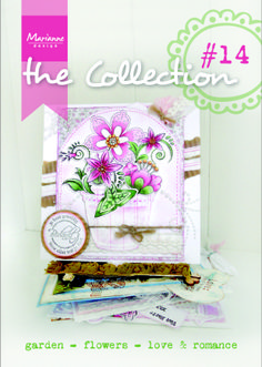 Collection #14 with the February 2014 collection from Marianne Design