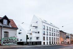 Residential Development J.Basanaviciaus 9A / Paleko architektu studija
