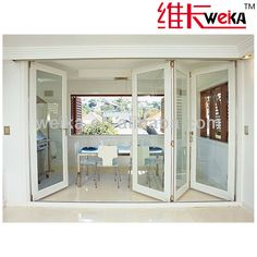 New Style Quality Pvc Accordion Bi Folding Door - Buy Bi Folding Door,accordion…