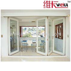 New Style Quality Pvc Accordion Bi Folding Door - Buy Bi Folding Door,accordion…