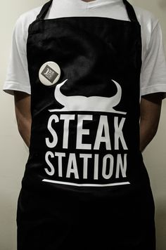 Steak Station on Behance