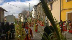 Domenica delle palme a Desulo.Fulvio Floris