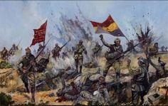 "Spain - 1936-39. - GC - ""International Brigade, Spain"" by Jason Askew"