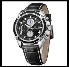 Luxury Water Resistant Men's Watch - zeltsy