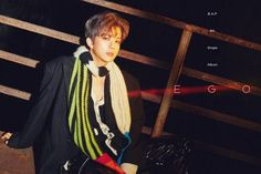 B.A.P have revealed 'Ego' teaser images for Zelo and Youngjae!Zelo and Youngjae are leaning back in their teaser photos, and they look just as chic … B A P Youngjae, Kim Himchan, Bap Zelo, Fanfiction, Bang Yongguk, Jung Daehyun, Eric Nam, Wattpad, K Pop Star